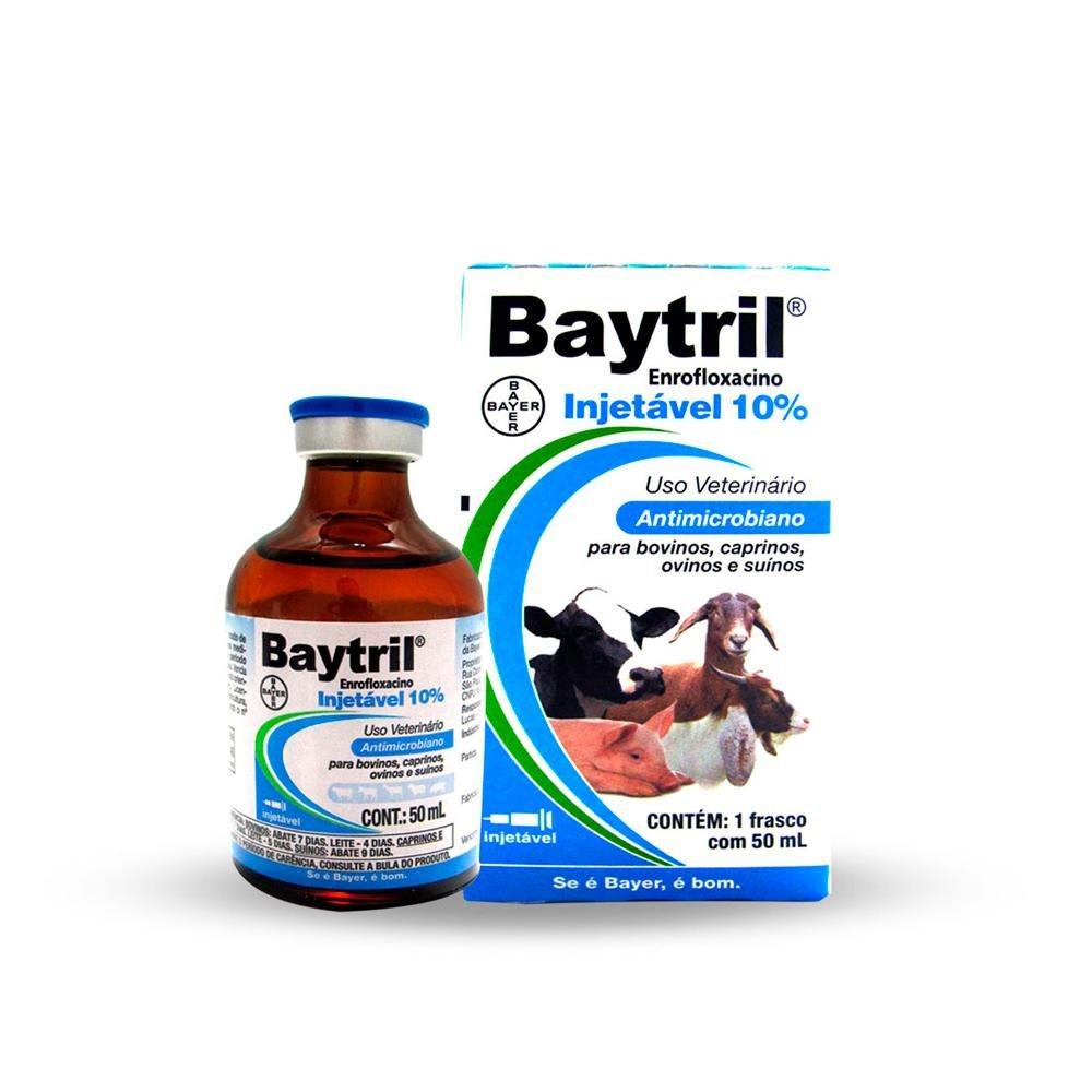 Baytril injetável 10% - 10ml - Amigão Petshop e216a95e02a0f